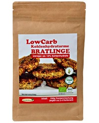 Bratlinge BIO LowCarb 250g